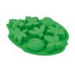 Bakeware BUGS ON LEAF 30 x24 x h 3.5cm 100% silicone Guaranteed quality