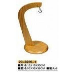 Bananas Holder Pine wood 16x14x35cm Guaranteed quality