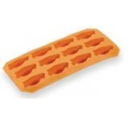 Ice cube Tray Penquins 18x10cm 100%silicone  Guaranteed quality