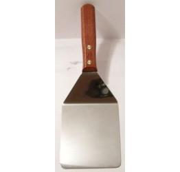 Spatula S/S 28cm long Wood Handle Guaranteed quality