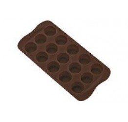 Bakeware 15 Flower10.5x21x2cm 100%Silicone Guaranteed Quality