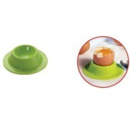 Egg Cup  4pcs 9x2.5cm 100% silicone  Guaranteed quality