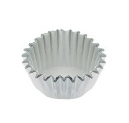 Cake Cups  2cm Silver&Gold 100pcs  Guaranteed quality