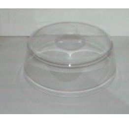 Food Cover 28cm diameter 10cm Deep Clear plastic Guranteed Quality