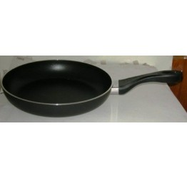 Frying pan 28cm dia 20cm Handle 6cm deep Carbon steel Nonstick  Scratch Proof  Guaranteed quality