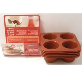Bakeware Muffin 6pcs 11.5x15cm  3cm H 100%silicone  Guaranteed quality