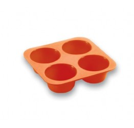 Bakeware Muffin 1pc 11.5x15cm  3cm H 100%silicone  Guaranteed quality