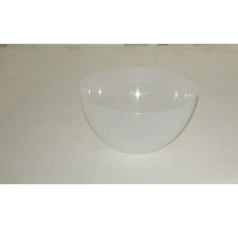 Bowl 12.5cm Diameter 6cm Deep Clear plastic Guaranteed quality
