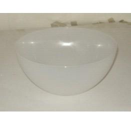 Bowl 21cm Diameter 10cm Deep Clear plastic Guaranteed quality