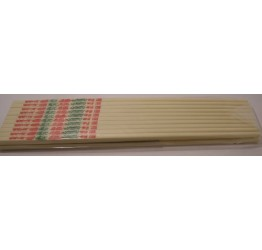 Chopsticks plastic 10 pairs 27.4cm Long Guaranteed Quality
