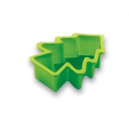Bakeware Christmas Tree 1pc 11x9cm 3.3cm H 100%silicone  Guaranteed quality