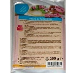 Icing Sugar paste Light blue 250 Gram 5219