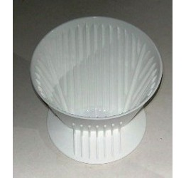 Coffee Filter Plastic Temprature -40 to +120 centigrade 9.3x12cm Guaranteed quality