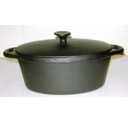 Casserole Cast Iron 25x18cm10cm deep Guaranteed Quality