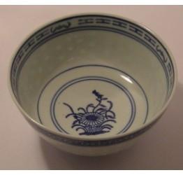 "Bowl 11.5cm/4.5"" Dia & deep Ceramic Rice Pattern Guaranteed quality"
