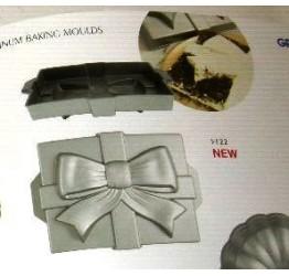 "Baking Mould Die Cast Alluminum 33.5x24.5x6.5cm(13""x10x2.5"") Guarnteed quality"