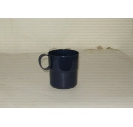 Mug 3dl 8.5cm Height 8cm diameter Clear plastic Guaranteed quality