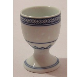 Egg Cup 7cm Height  Ceramic Rice Pattern Guaranteed quality