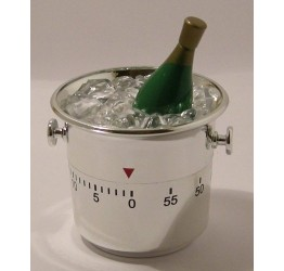 Kitchen Timer Wine Bucket  60 Minutes  Guaranteed Quality