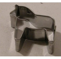 Cookie cutters Horse s/s 5cm  guaranteed quality
