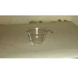 Measuring Cup 1dl to 2.5dl crystal Clear plastic Guaranteed quality