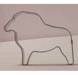 cookie cutter Lion s/s 11cm guaranteed quality