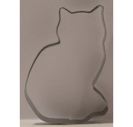 Cookie Cutter Cat s/s 8cm Guaranteed quality