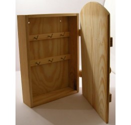 Key House27x17cm with Hanging Hook Superior quality pine wood