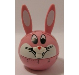 Kitchen Timer Rabbit  60 Minutes  Guaranteed Quality