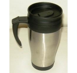 Thermo Mug s/s Silicone Lid 16x9cm Guaranteed quality