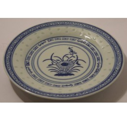 "Plates15cm/6"" Dia Ceramic Rice Pattern Guaranteed quality"