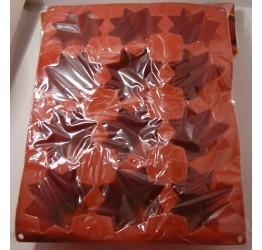 Bakeware 12 Mini Pandoro 8.5cm H9 cm 100% Silicone Guranteed  Quality